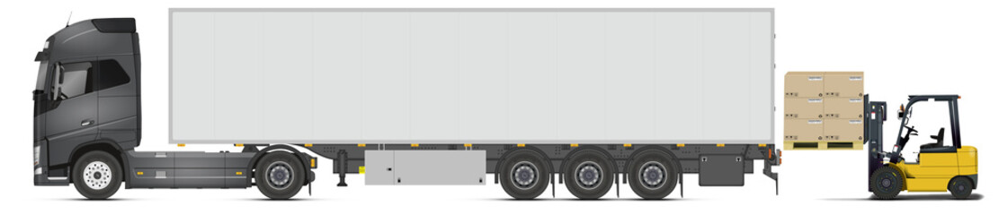 Chargement camion 02