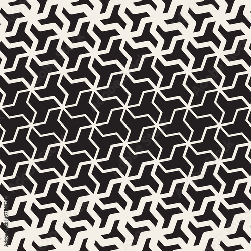 quotvector seamless black and white geometric triangle shape