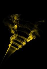 Golden Smoke.