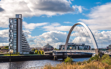 Clyde Arc, Glasgow
