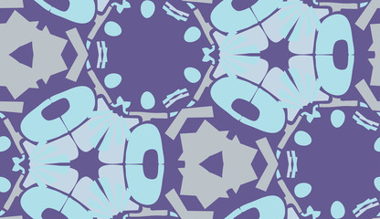 Blue Wallpaper Pattern