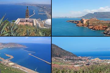 Wall Murals Algeria Oran et Mers el Kebir