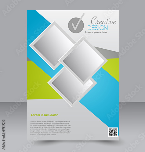 Templates for a poster size letter k