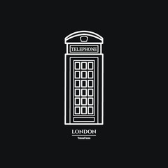 phone booth Icon 1