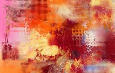 malerei graphik texturen raster