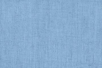 blue coarse fabric