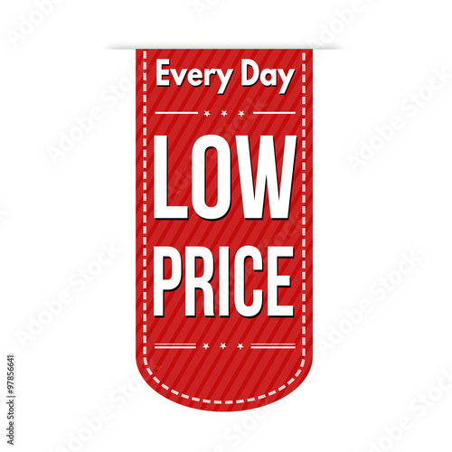 quot low price banner design quot imagens e vetores de stock royalty free no fotolia com imagem 97856641
