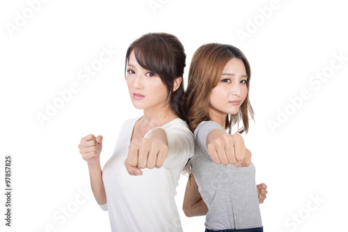 Asian Women Fight 117