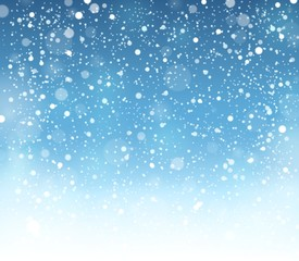 Abstract snow theme background 7