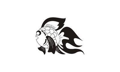 tribal fish tatto design