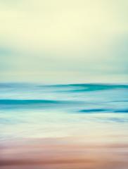 Retro Ocean Waves