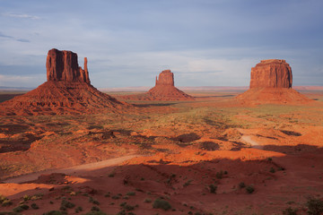Monument Valley Classic View