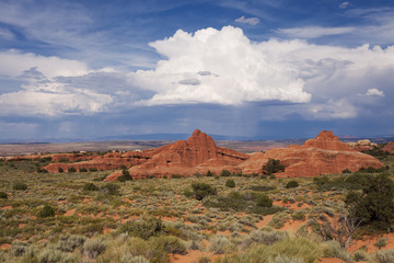 Arches National Park landscape