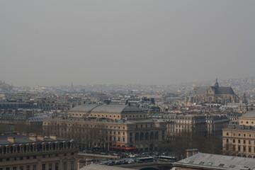 The view from Notre-Dame de Paris, 2010