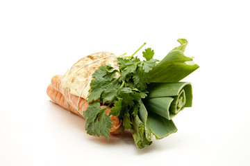 Soup vegetables
