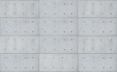 bare cast in place gray concrete wall texture background