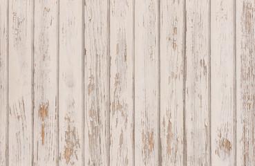 Antikes Weiß Holz Verwittert Hintergrund Leer