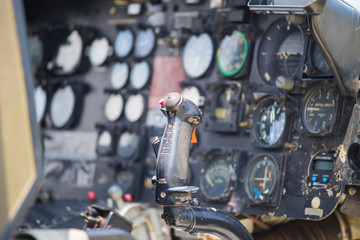 helicopter flight control and instrument background