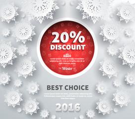 Winter Discount Best Choice Design Flat