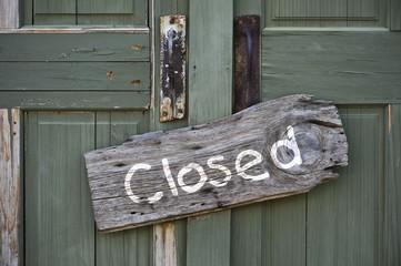 Closed.