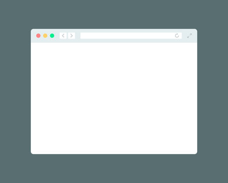 Simple Browser Window