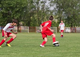 kids; soccer