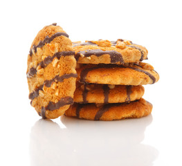Cookies with nuts