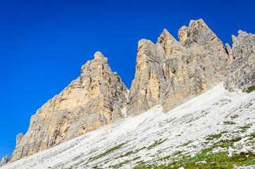 Tre Cime di Lavaredo, Dolomites, Alps
