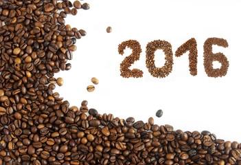 Coffee New Year 2016