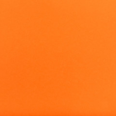 orange colored square sheet of paper