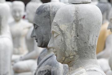 pattern of buddha statue.