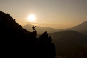 dağlarda fotoğraf çekmek