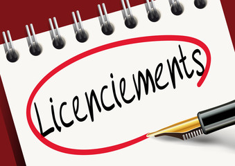 Licenciements