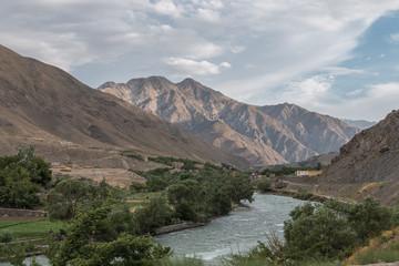 panjshir valley - afghanistan