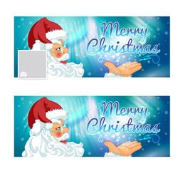 background Santa Claus