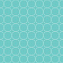 Seamless Geometric Circles Pattern