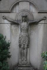 Jesus Christus am Kreuz