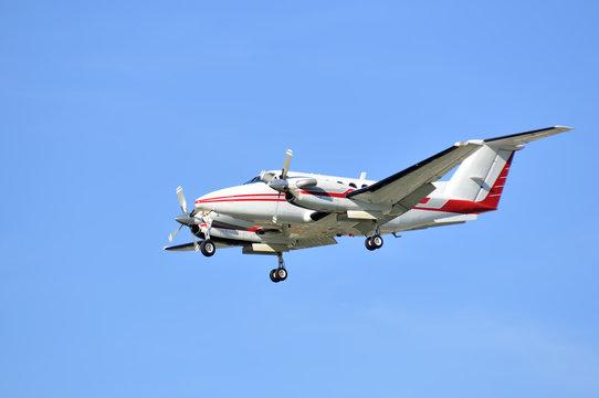 corporate executive aircraft