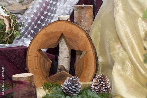 weihnachtsstern und aus vollholz und andere. Black Bedroom Furniture Sets. Home Design Ideas