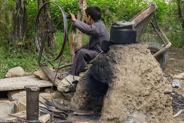 schmied feuerstelle afghanistan