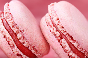 Red Macarons