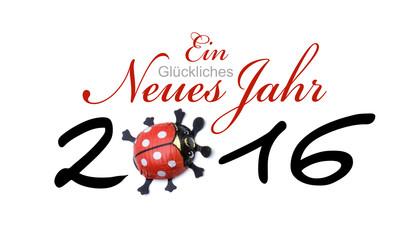Neujahrskarte 2016