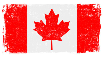 Canada Flag in Vector Format