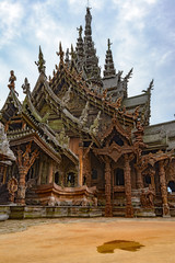 The Wood Sanctuary of Truth