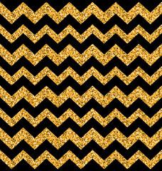 Glitter Seamless Zigzag Texture