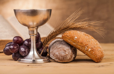holy communion composition