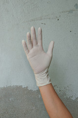 Hand Glove.