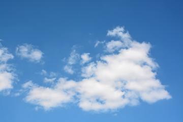 Fototapeta Chmury na niebie obraz