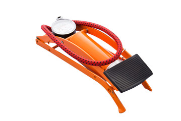 Air pumper tool for bicycle