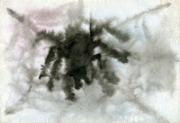 "Children's drawings ""Spider"""